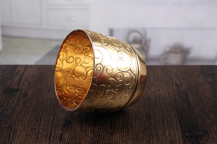 Cheap gold votive candle holders