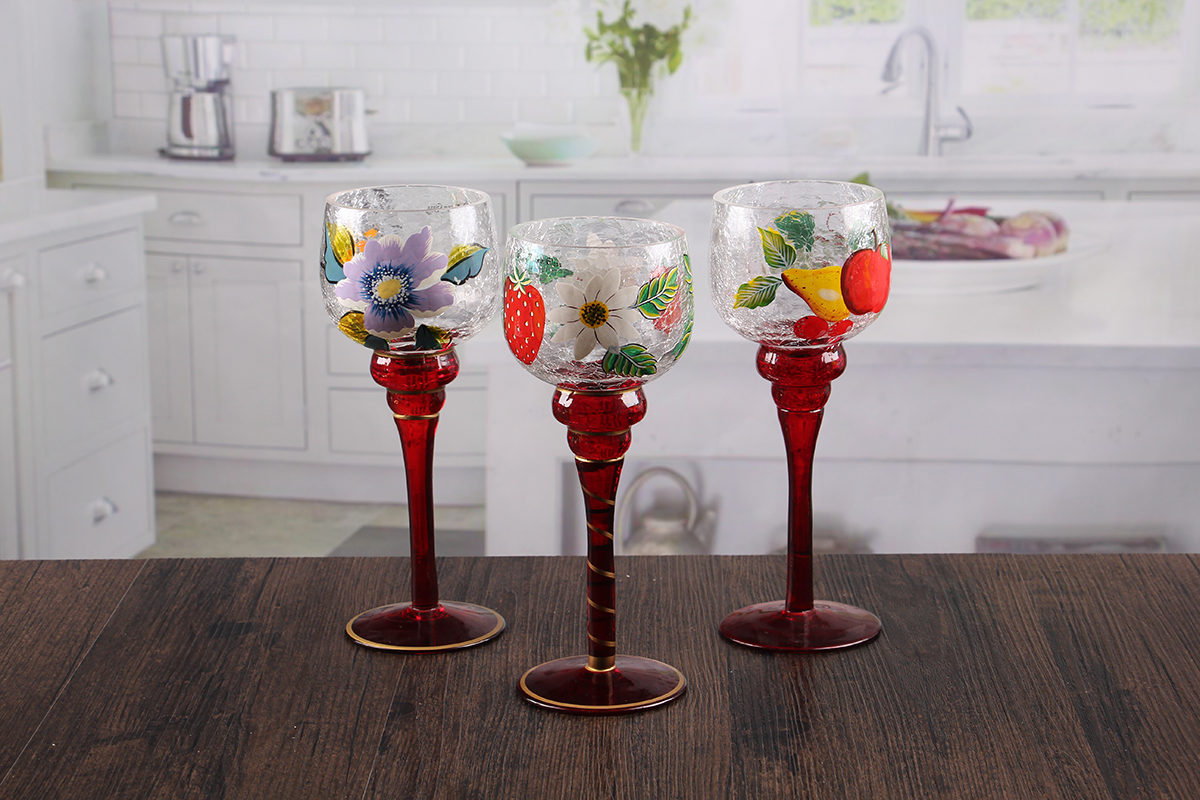 Candle goblets