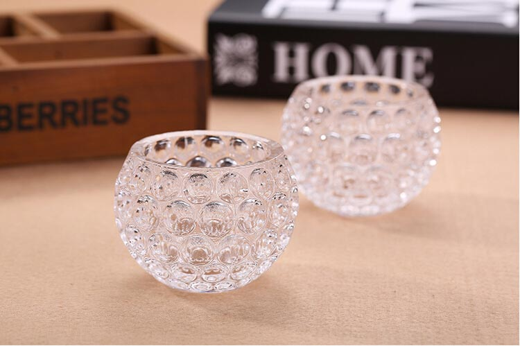 Creative Crystal Candle Holder