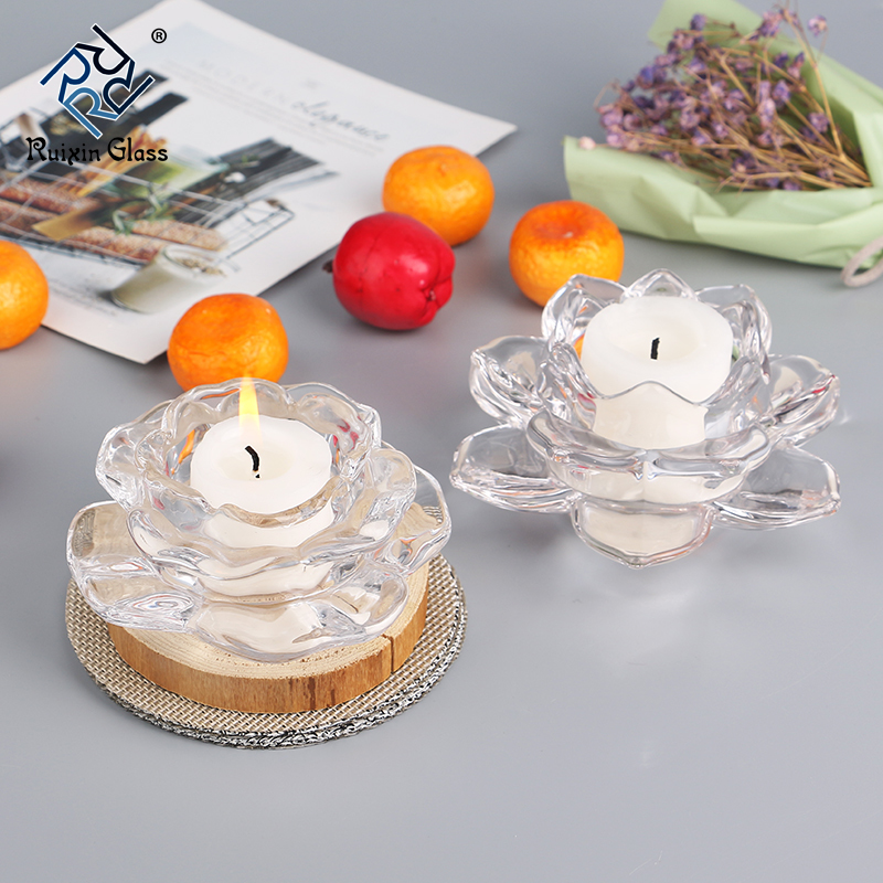 Lotus Candle Holders