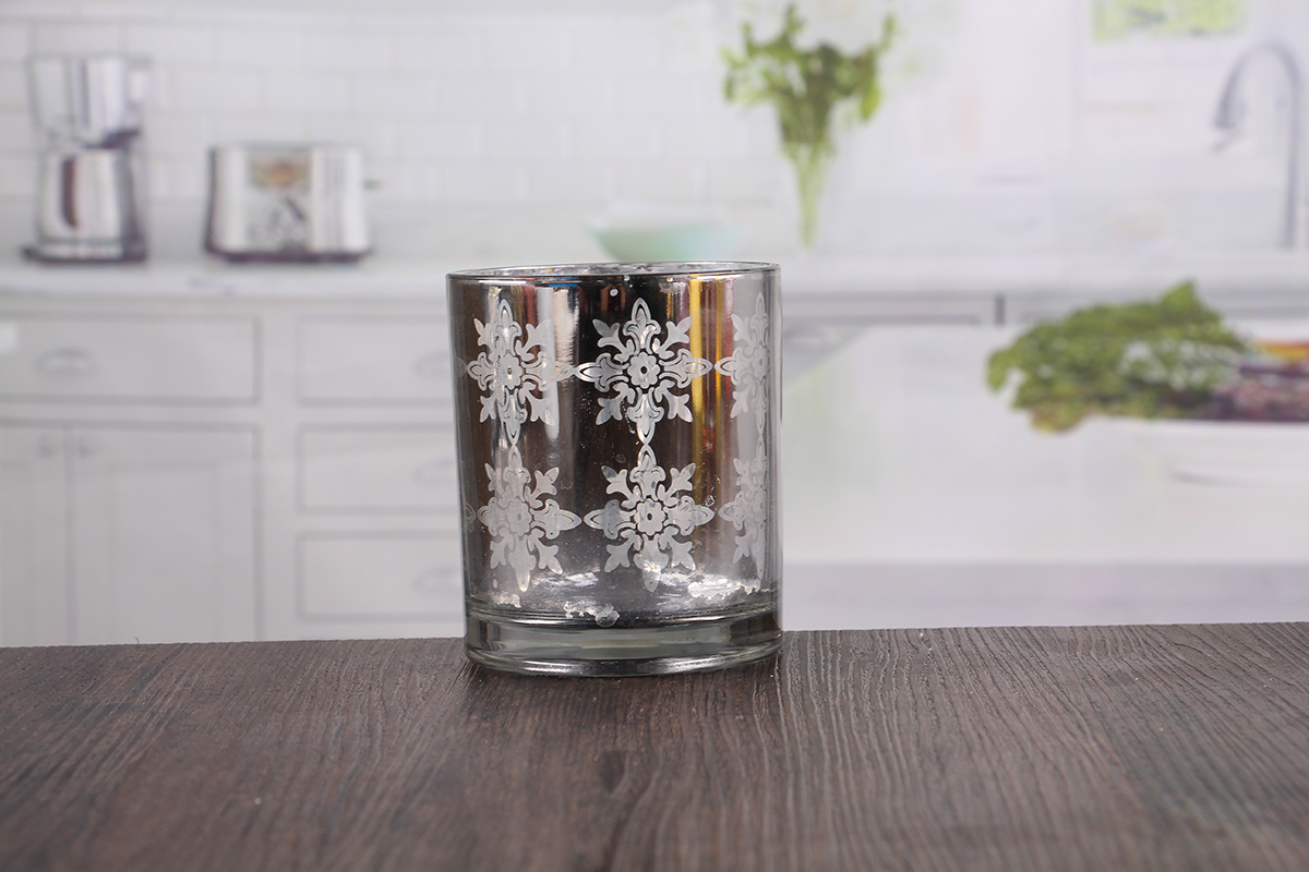 Hurricane votive candle holders