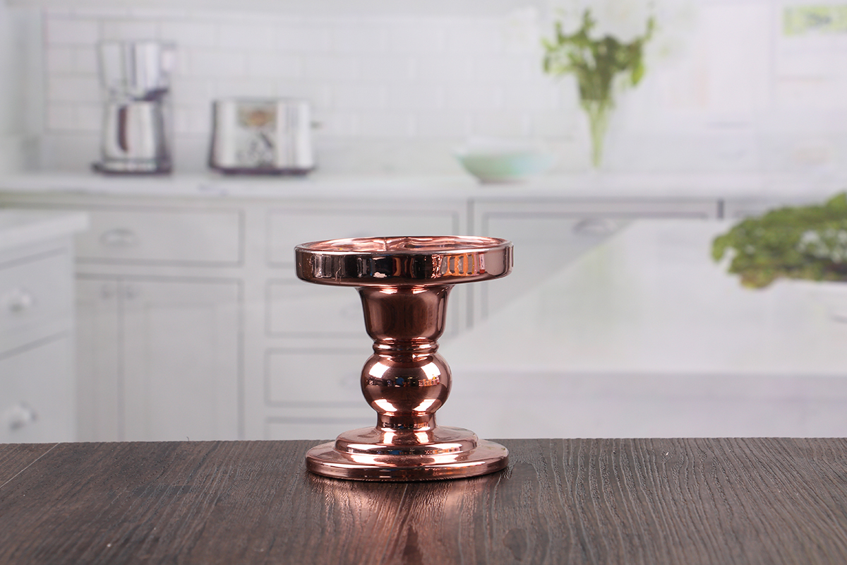 Cheap pillar candle holders
