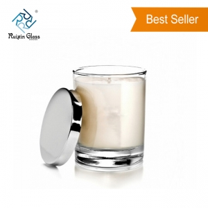 CD001 Hot Selling Cheap Price Customized Clear Candle Holder Manufacturer From China