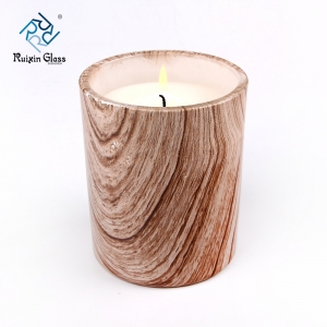 CD009 New Design Top Quality Wooden Candle Holder Manufacturer China
