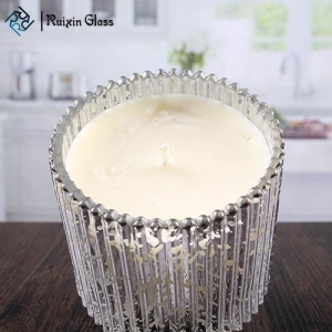 Creative Mercury Glass Candle Holders Bulk Unique Candle