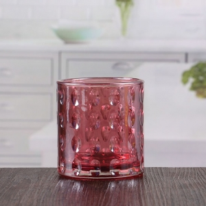 Factory direct wholesale pink candle holder top quality candle holders for dining table