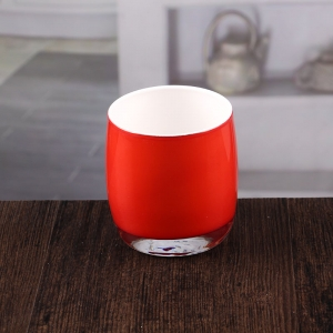 Fashion new style red candlesticks bulk decorative candle sconces