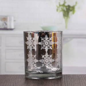 New style mercury candle holders bulk hurricane votive candle holders supplier