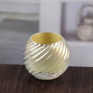 Small glass candle holders bulk decorative tealight candle holders manufacturer