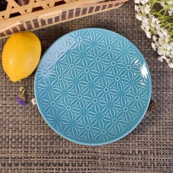 8 inch glass pie plate high quality glass charger plate wholesale