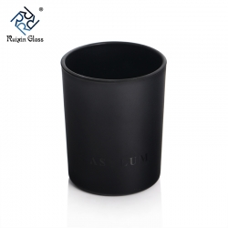 Black home decor candle holders and accessories wholesale
