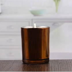 China Brass candle holder discount votive candle holders wholesale factory