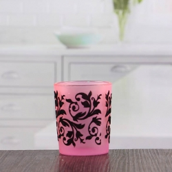 Cheap glass votives candle holders small candlestick holders wholesale