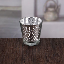 China New style mercury votive candle holders for sale factory