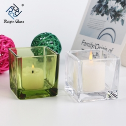 Wholesale votive holders decorating glass candle holders on sale