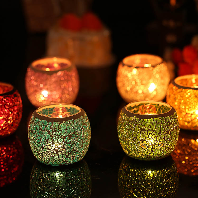 Wholesale Glass Candle Holders Manufacturers